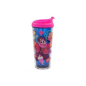 Wreck-It Ralph and Vanellope Travel Tumbler - Ralph Breaks the Internet