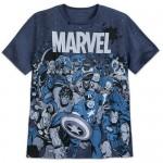 Marvel Comics Universe T-Shirt for Men
