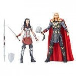 Thor and Sif Action Figure Set - Legends Series - Marvel Studios 10th Anniversary