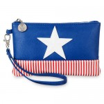 Captain America Wristlet Case