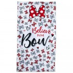 Minnie Mouse Believe in the Bow Beach Towel