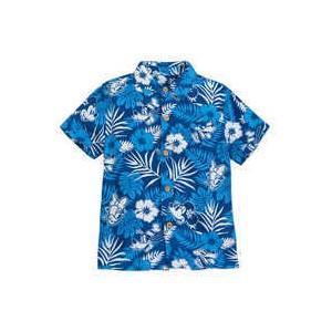 Mickey Mouse and Friends Aloha Shirt for Boys - Disney Hawaii