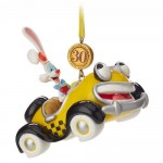 Roger Rabbit and Benny the Cab Legacy Sketchbook Ornament - Limited Release