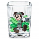 Mickey Mouse Safari Mini Glass - Disneys Animal Kingdom