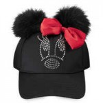 Minnie Mouse Jeweled Baseball Cap for Kids