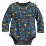 Stitch Cuddly Bodysuit for Baby