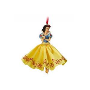 Snow White Sketchbook Ornament