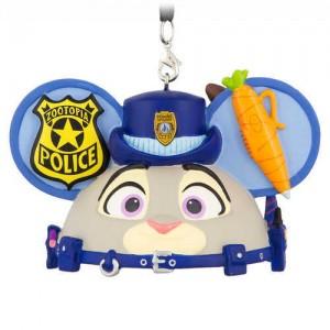 Judy Hopps Ear Hat Ornament - Zootopia