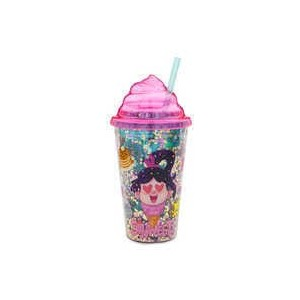 Vanellope Tumbler with Straw - Ralph Breaks the Internet