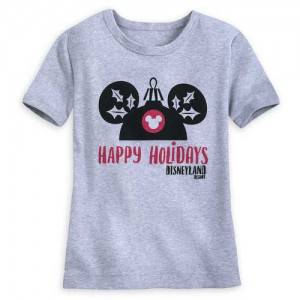 Mouseketeer Holiday Sleep T-Shirt for Kids - Disneyland