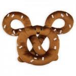 Mickey Mouse Icon Pretzel Plush