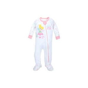 Tinker Bell Stretchie Sleeper for Baby