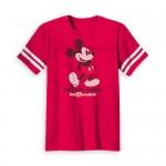 Kids Mickey Mouse Family Vacation Football T-Shirt - Walt Disney World - Customized