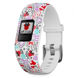 Minnie Mouse Icon Garmin vivofit jr. 2 Activity Tracker for Kids by Garmin