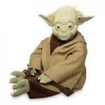 Yoda Plush Backpack - Star Wars