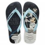 Mickey Mouse Moon Landing Flip Flops for Adults by Havaianas - 1960s