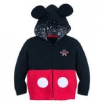 I Am Mickey Mouse Zip-Up Hoodie for Toddlers