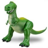 Rex Talking Action Figure - Toy Story
