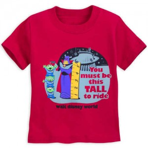 Zurg and Space Aliens T-Shirt for Kids - Toy Story Land