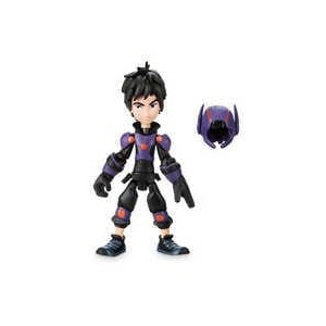 Hiro Action Figure - Big Hero 6 - Disney Toybox