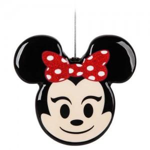 Minnie Mouse Emoji Ornament