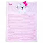 Penny Blanket for Baby - 101 Dalmatians - Personalizable