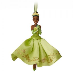 Tiana Sketchbook Ornament - The Princess and the Frog