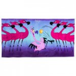Yo Yo Flamingo Beach Towel - Personalizable - Fantasia