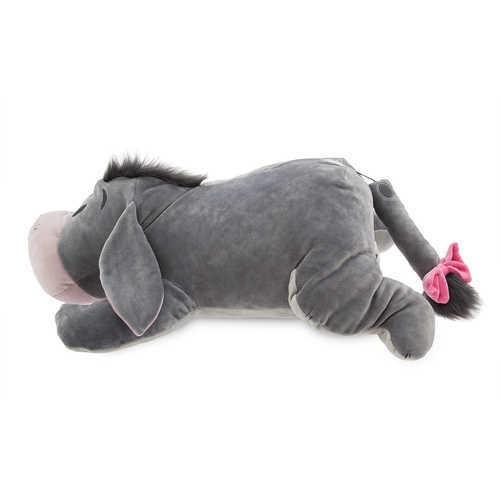 디즈니 Eeyore Cuddleez Plush - Large