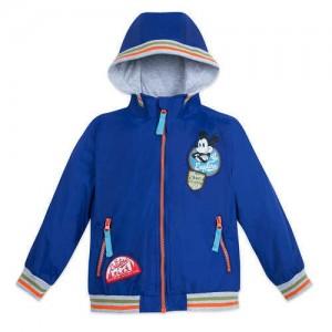 Mickey Mouse Hooded Windbreaker Jacket for Boys