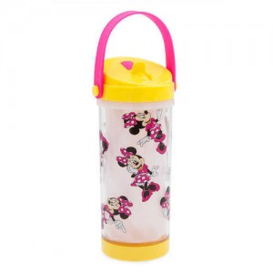 Minnie Mouse Color Changing Water Bottle