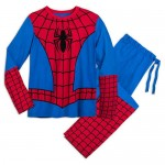 Spider-Man Costume Pajama Set for Men