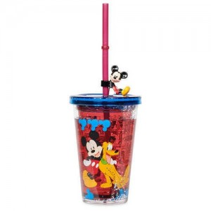 Mickey Mouse and Friends Tumbler with Straw
