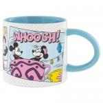 Mickey Mouse and Friends Comic Mug - Blue