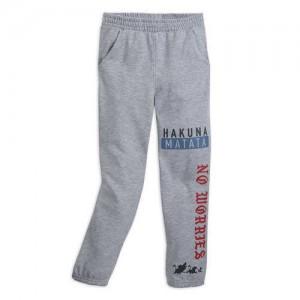 The Lion King Hakuna Matata Sweatpants for Kids
