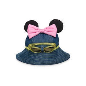 Minnie Mouse Hat and Sunglasses Set for Baby