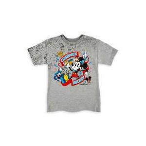 Mickey Mouse Celebrate T-Shirt for Boys - Walt Disney World