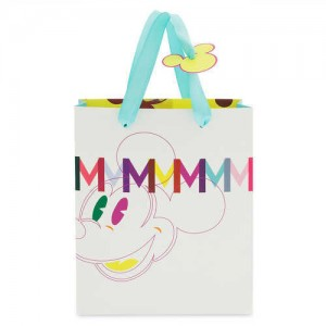 Mickey Mouse Gift Bag - Small