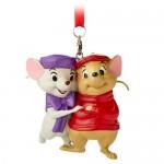 Bernard and Miss Bianca Figural Ornament - The Rescuers