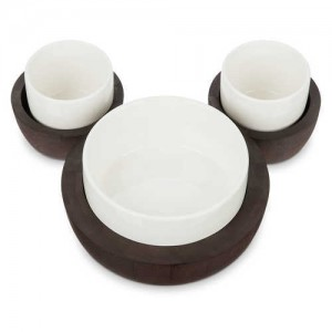Mickey Mouse Icon Party Tray Set