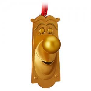 Doorknob Sketchbook Ornament - Alice in Wonderland