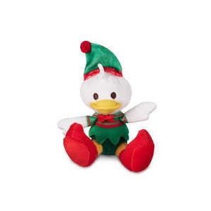 Donald Duck Holiday Tiny Big Feet Plush - Micro