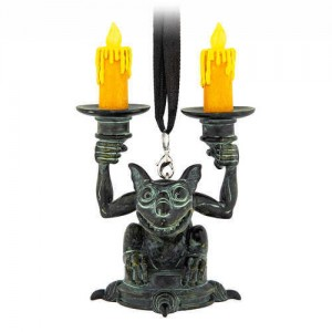 The Haunted Mansion Light-Up Gargoyle Ornament