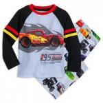 Cars Pajama Gift Set for Kids