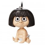 Jack-Jack as Edna Mode Sketchbook Ornament - Incredibles 2