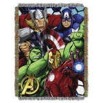Avengers Woven Tapestry Throw