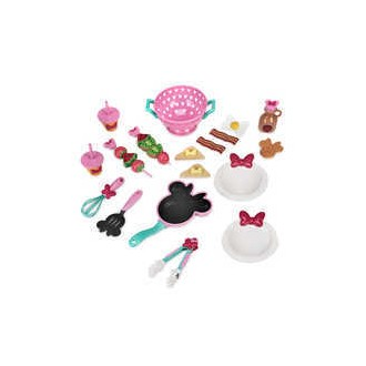 Minnie Mouse Brunch Cooking Play Set