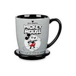 Mickey and Minnie Mouse Mug and Coaster Set - Walt Disney Studios