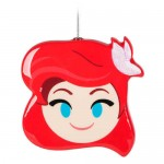 Ariel Emoji Ornament