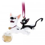 Bolt and Mittens Figural Ornament